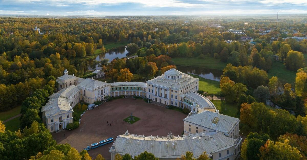 Pavlovsk Summer Palace