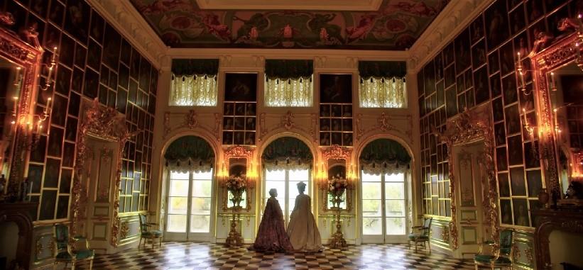 Peterhoff Palace interior